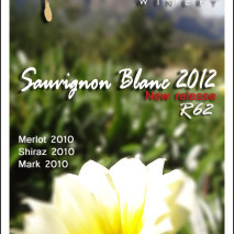 November 2012 Wines available